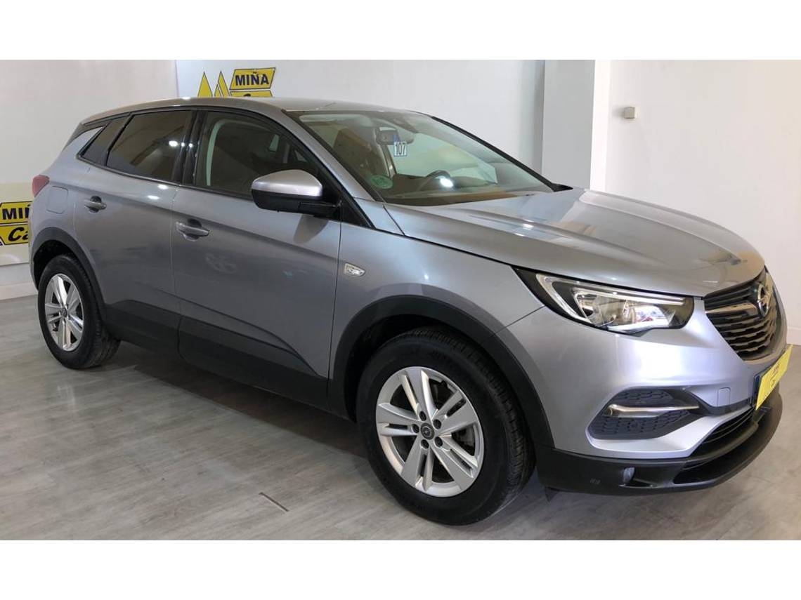 Opel Grandland X ocasión segunda mano 2019 Gasolina por 16.900€ en Málaga