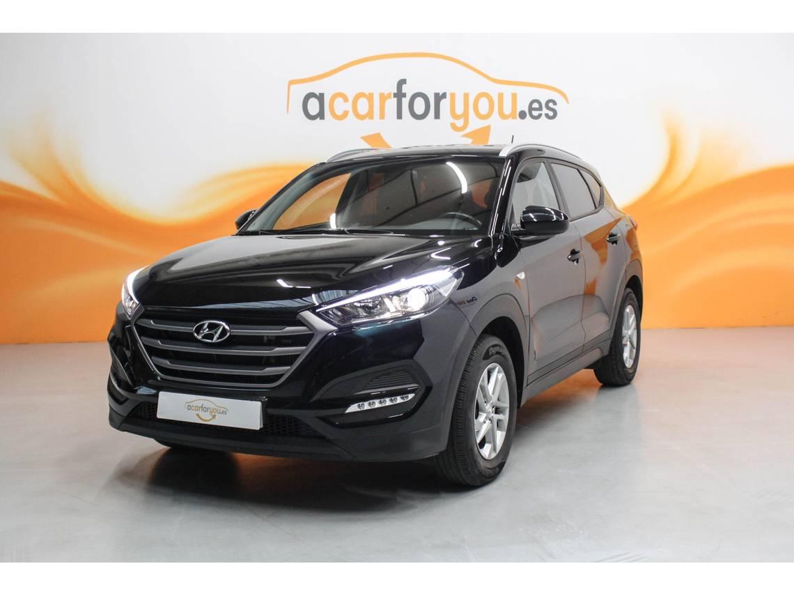 Hyundai Tucson ocasión segunda mano 2017 Diésel por 17.500€ en Madrid