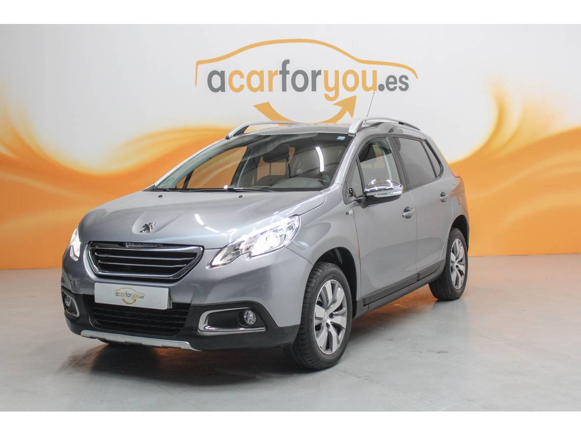 Peugeot 2008 ocasión segunda mano 2016 Diésel por 11.900€ en Madrid