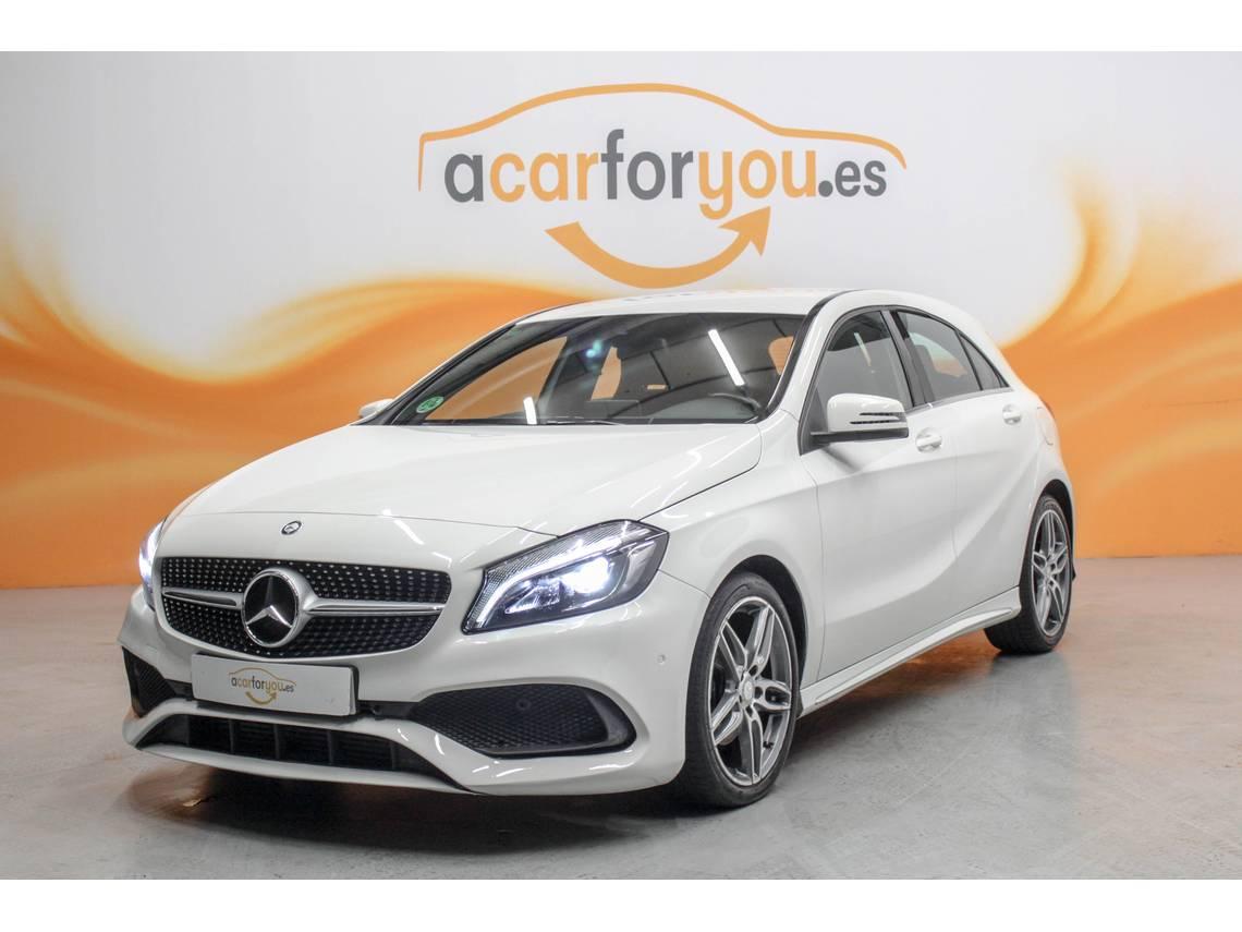 Mercedes Benz Clase A ocasión segunda mano 2016 Diésel por 20.500€ en Madrid