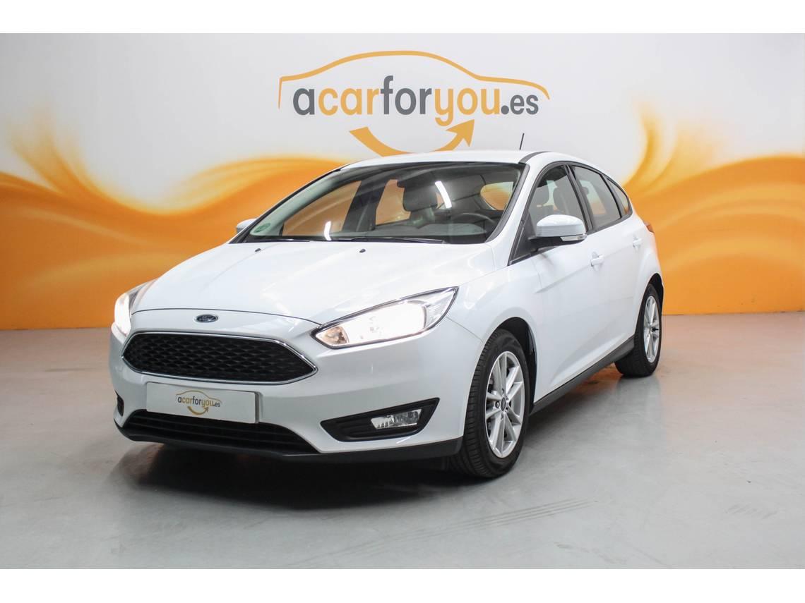 Ford Focus ocasión segunda mano 2018 Diésel por 12.900€ en Madrid