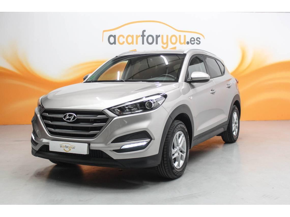 Hyundai Tucson ocasión segunda mano 2018 Diésel por 16.900€ en Madrid
