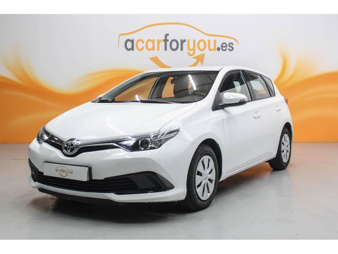 Toyota Auris ocasión segunda mano 2017 Diésel por 10.900€ en Madrid