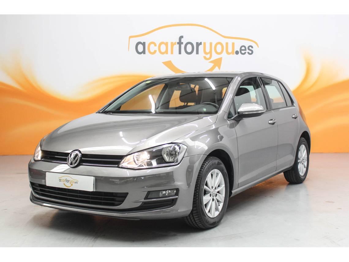 Volkswagen Golf ocasión segunda mano 2017 Diésel por 14.900€ en Madrid