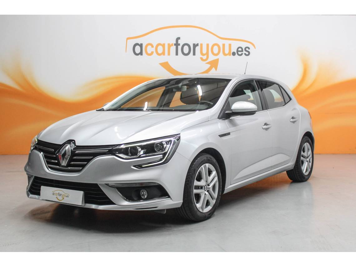 Renault Megane ocasión segunda mano 2016 Diésel por 12.900€ en Madrid