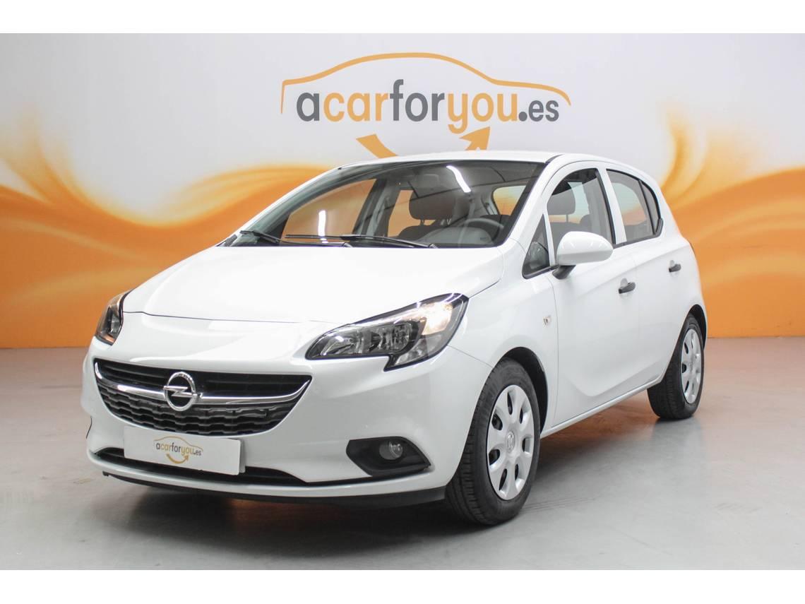 Opel Corsa ocasión segunda mano 2018 Gasolina por 9.500€ en Madrid