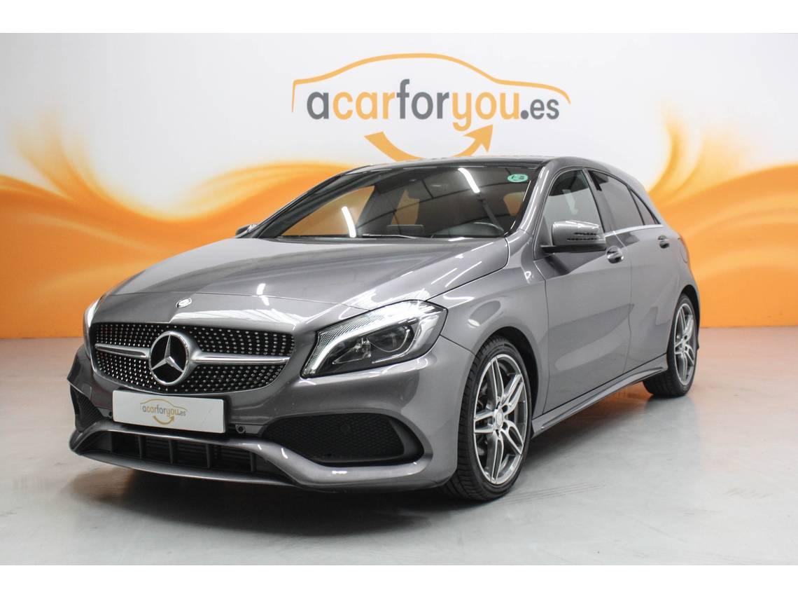 Mercedes Benz Clase A ocasión segunda mano 2016 Diésel por 21.500€ en Madrid