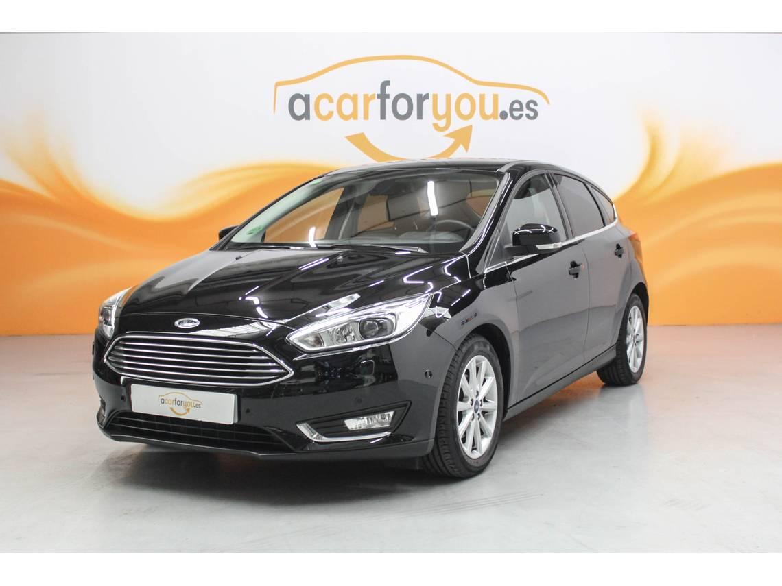 Ford Focus ocasión segunda mano 2016 Diésel por 12.900€ en Madrid