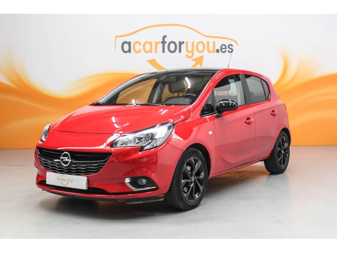 Opel Corsa ocasión segunda mano 2018 Gasolina por 9.900€ en Madrid