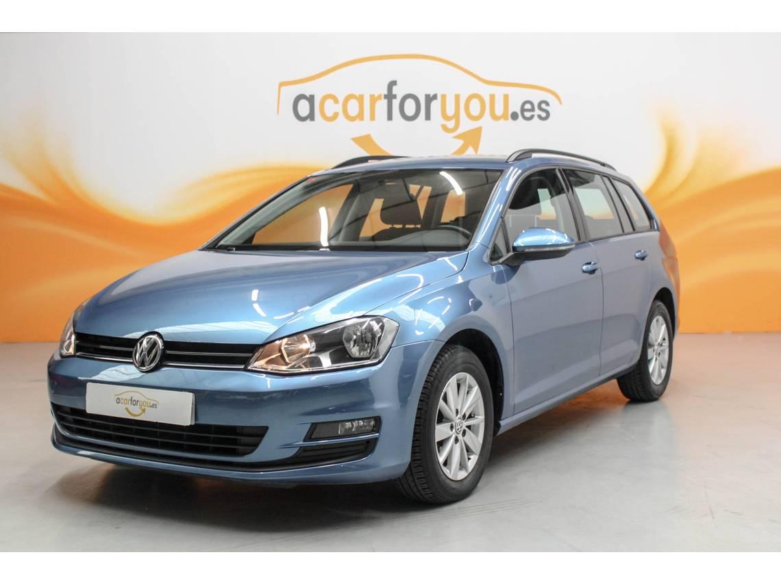 Volkswagen Golf ocasión segunda mano 2014 Gasolina por 11.900€ en Madrid