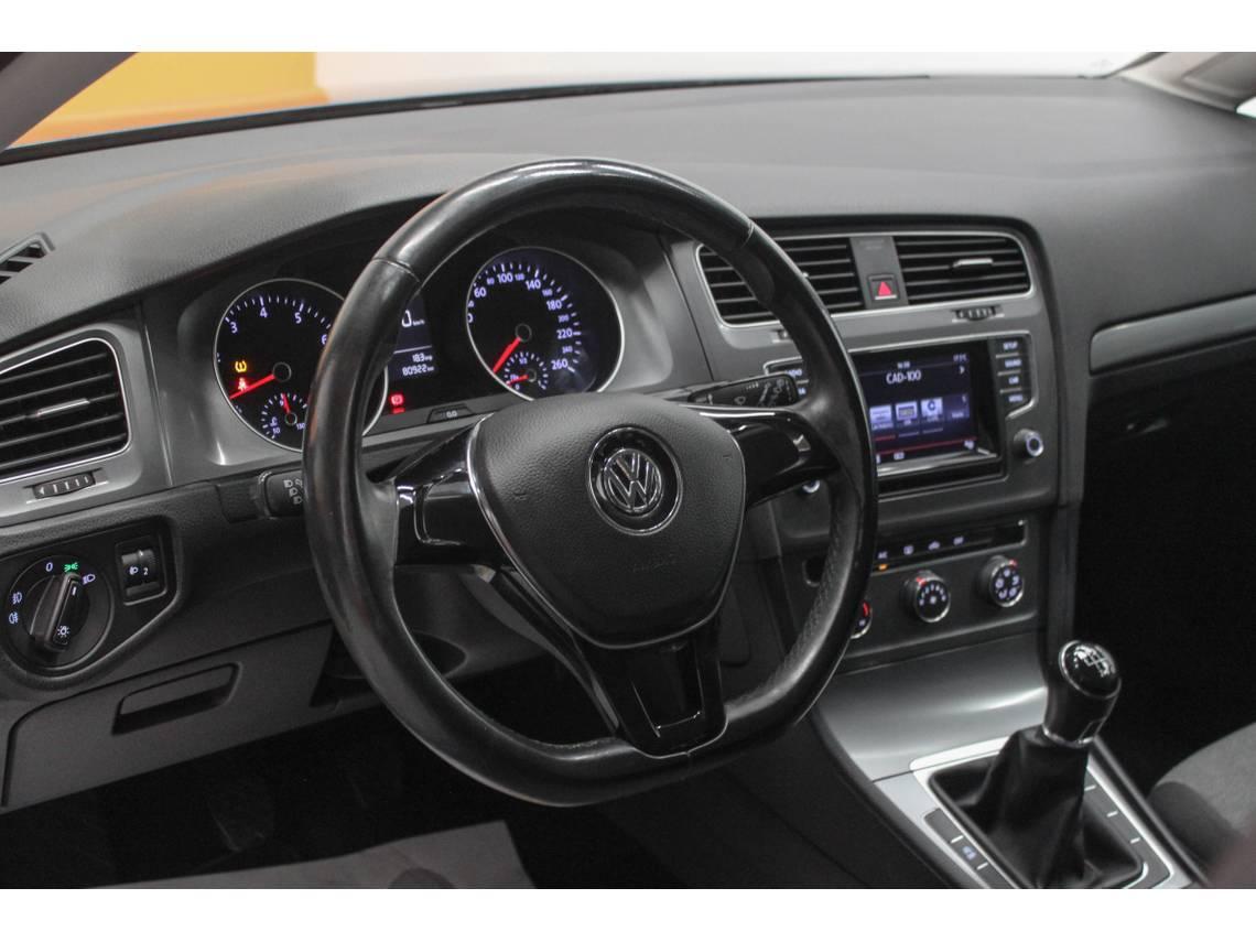 Foto Volkswagen Golf 12