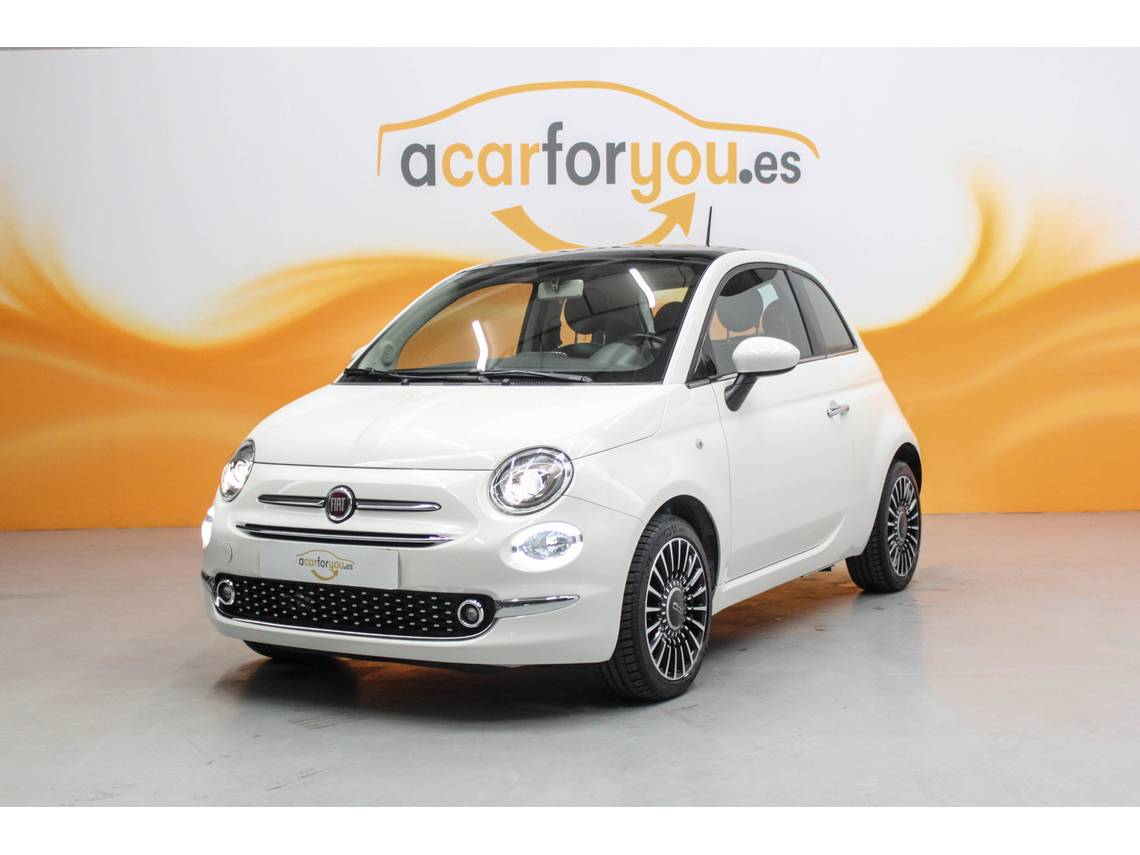 Fiat 500 ocasión segunda mano 2017 Gasolina por 8.900€ en Madrid