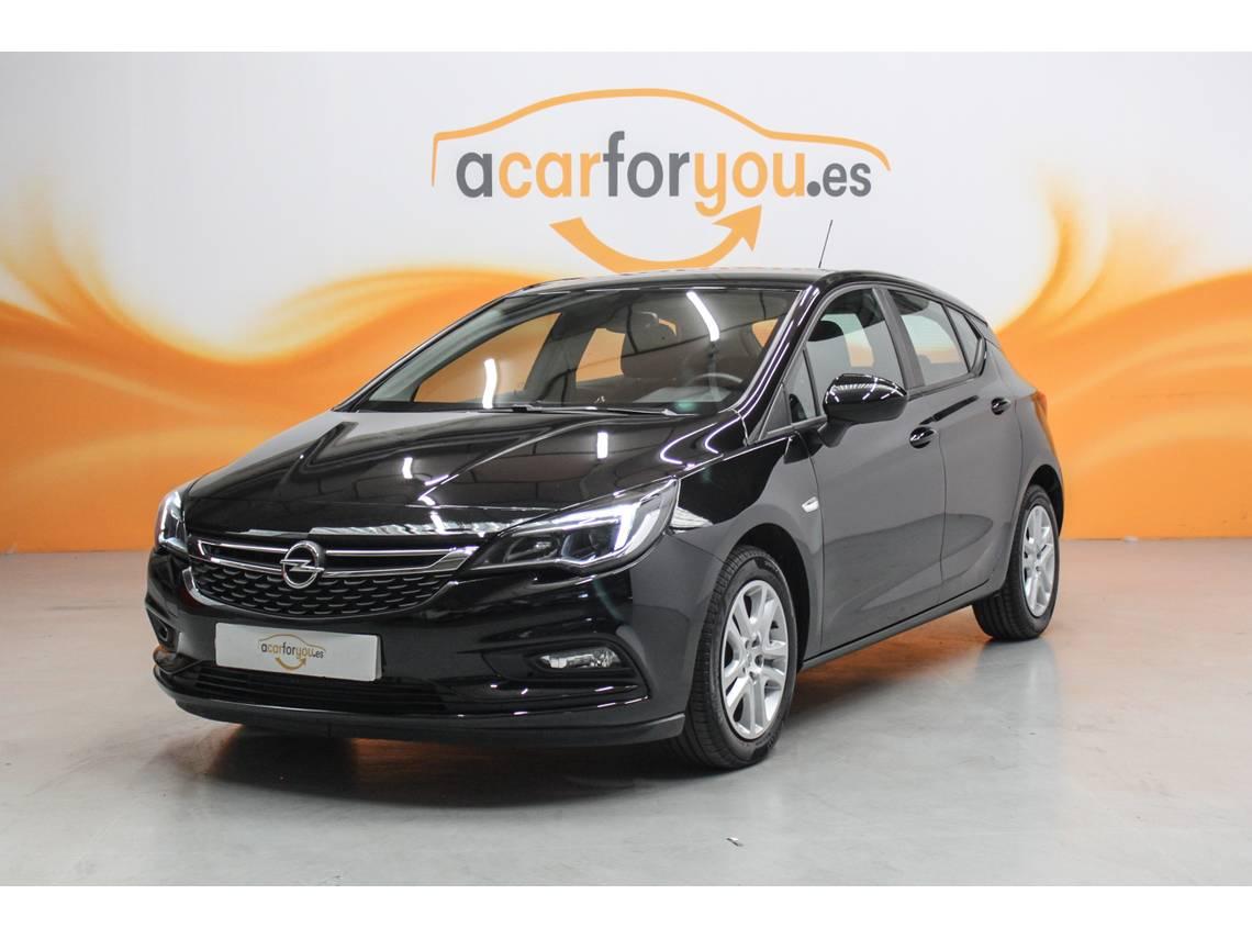 Opel Astra ocasión segunda mano 2017 Diésel por 12.900€ en Madrid