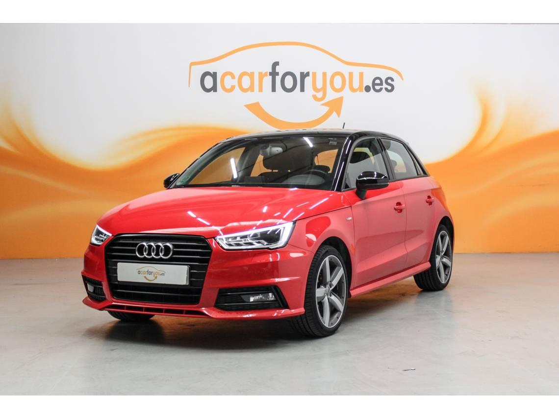 Audi A1 ocasión segunda mano 2018 Diésel por 16.900€ en Madrid