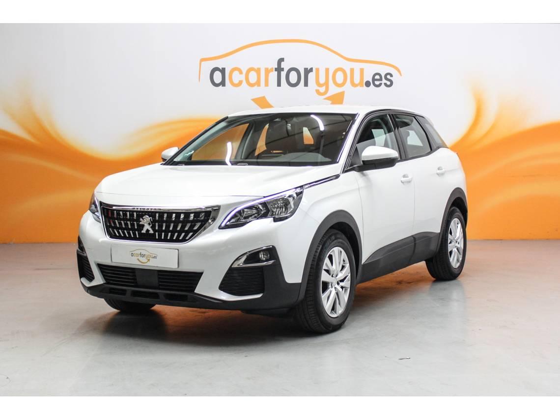 Peugeot 3008 ocasión segunda mano 2019 Diésel por 23.900€ en Madrid