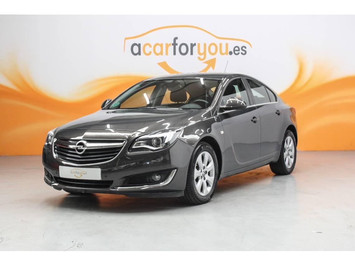 Opel Insignia  ocasión segunda mano 2016 Diésel por 11.500€ en Madrid