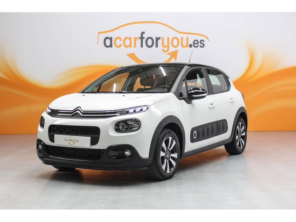 Citroën C3 ocasión segunda mano 2018 Gasolina por 12.900€ en Madrid