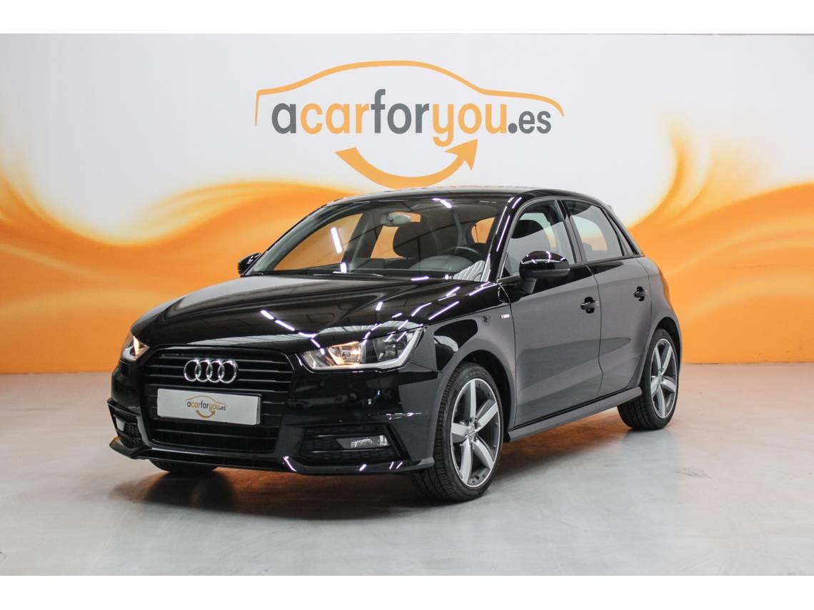 Audi A1 ocasión segunda mano 2017 Diésel por 16.500€ en Madrid