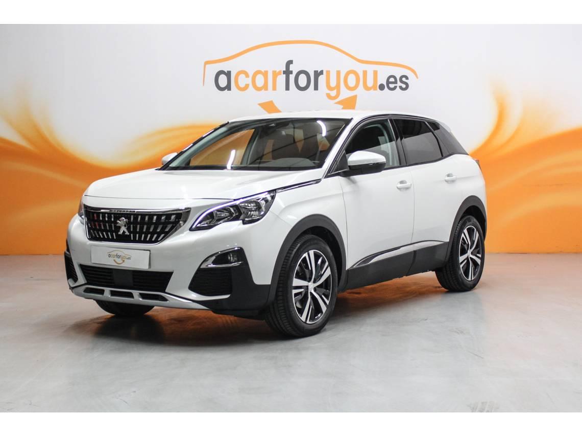 Peugeot 3008 ocasión segunda mano 2019 Gasolina por 24.900€ en Madrid