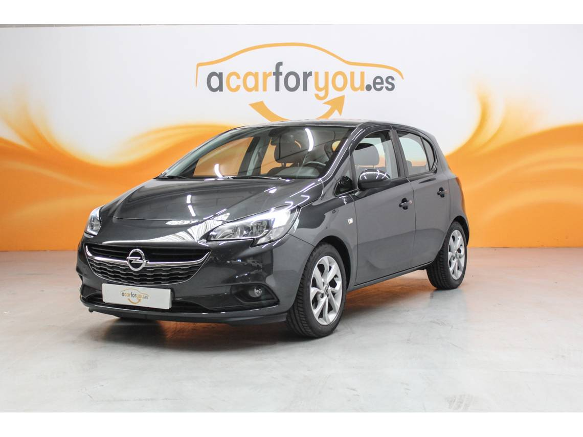 Opel Corsa ocasión segunda mano 2017 Gasolina por 9.500€ en Madrid