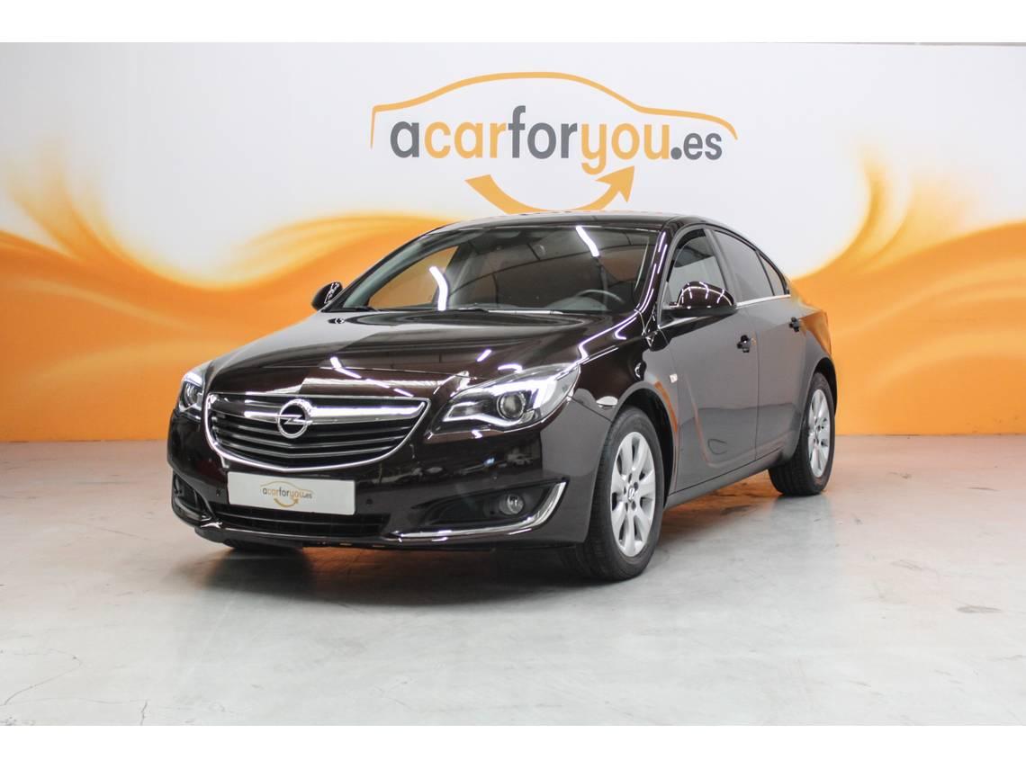 Opel Insignia  ocasión segunda mano 2017 Diésel por 12.900€ en Madrid