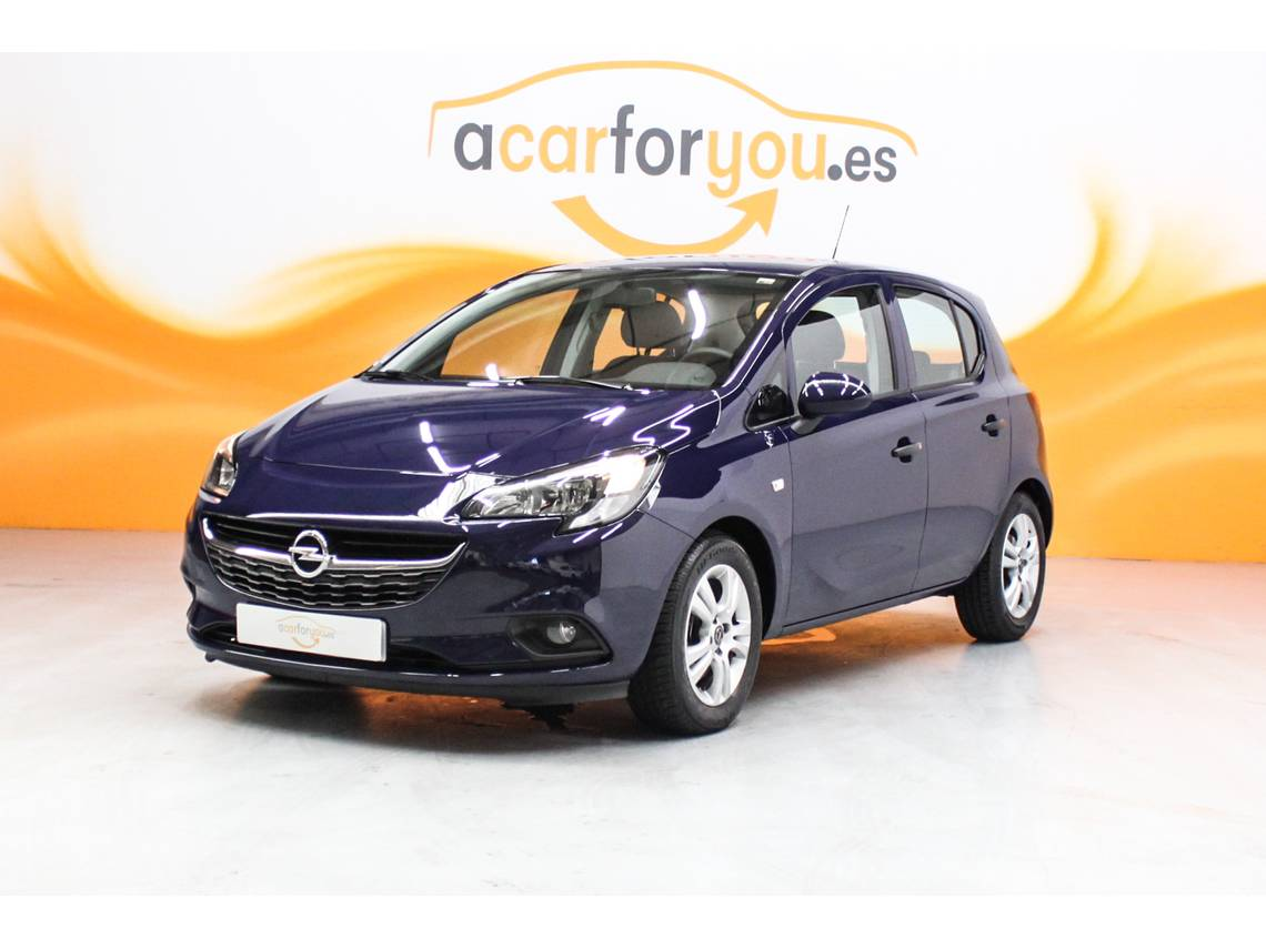 Opel Corsa ocasión segunda mano 2016 Diésel por 9.500€ en Madrid