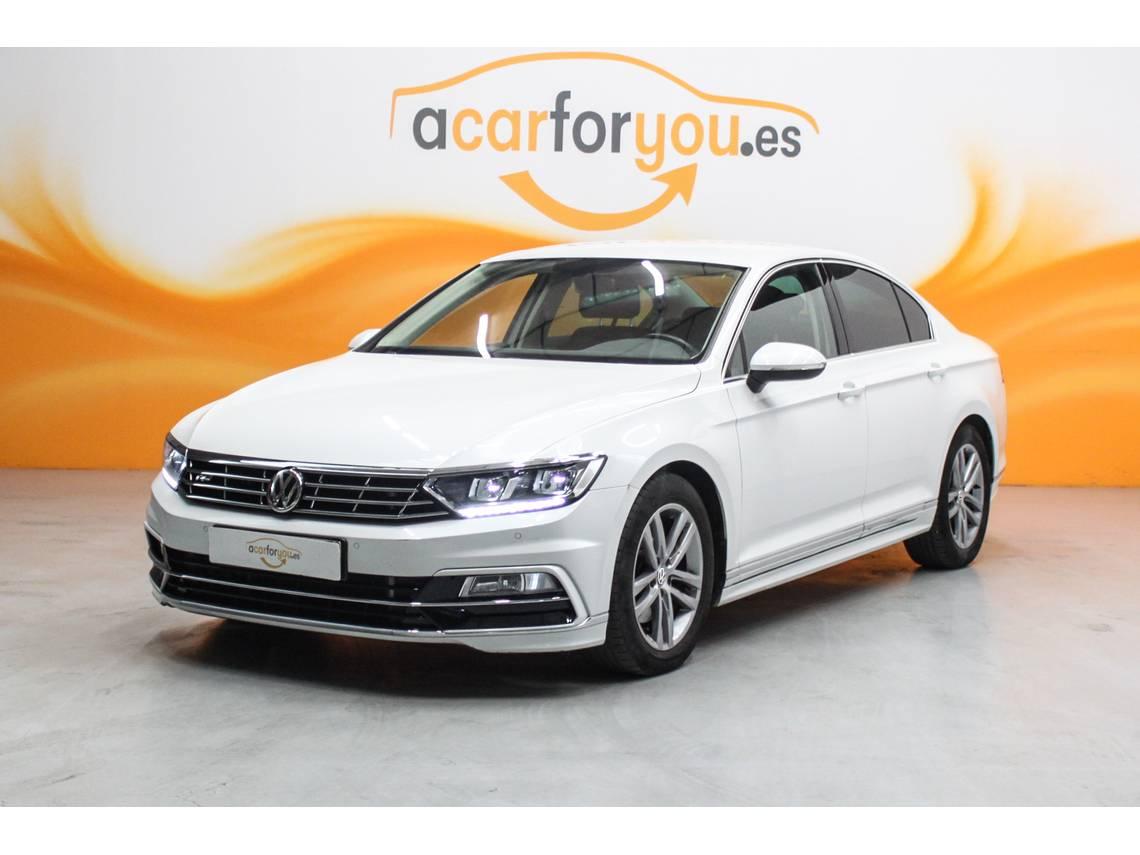 Volkswagen Passat ocasión segunda mano 2016 Diésel por 19.100€ en Madrid