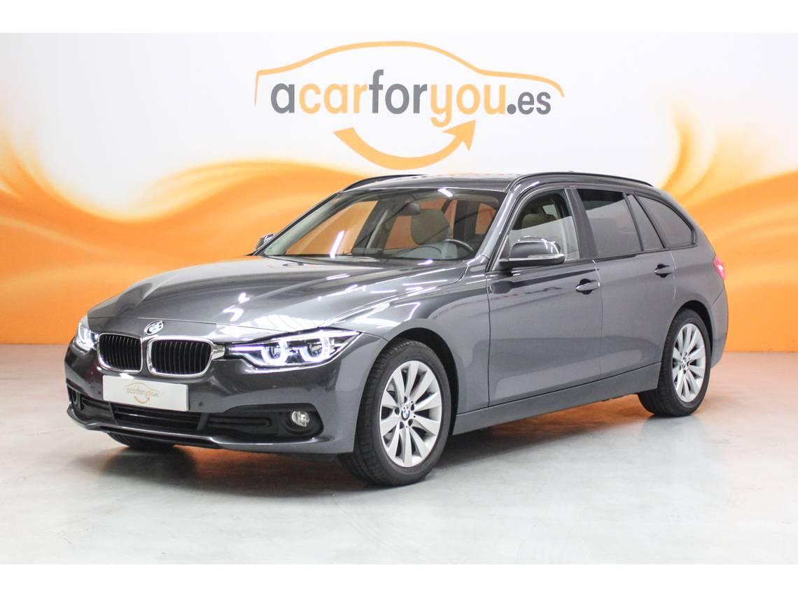 BMW Serie 3 ocasión segunda mano 2015 Diésel por 17.900€ en Madrid