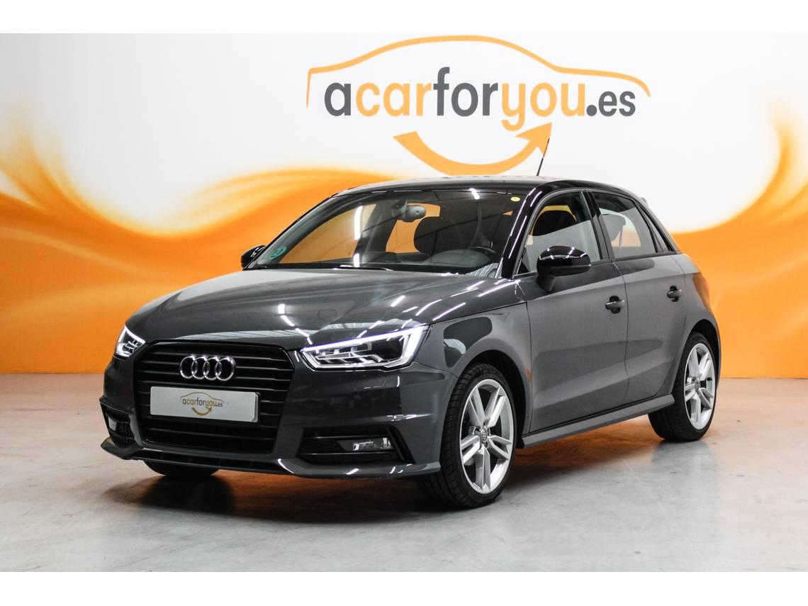 Audi A1 ocasión segunda mano 2018 Gasolina por 15.900€ en Madrid