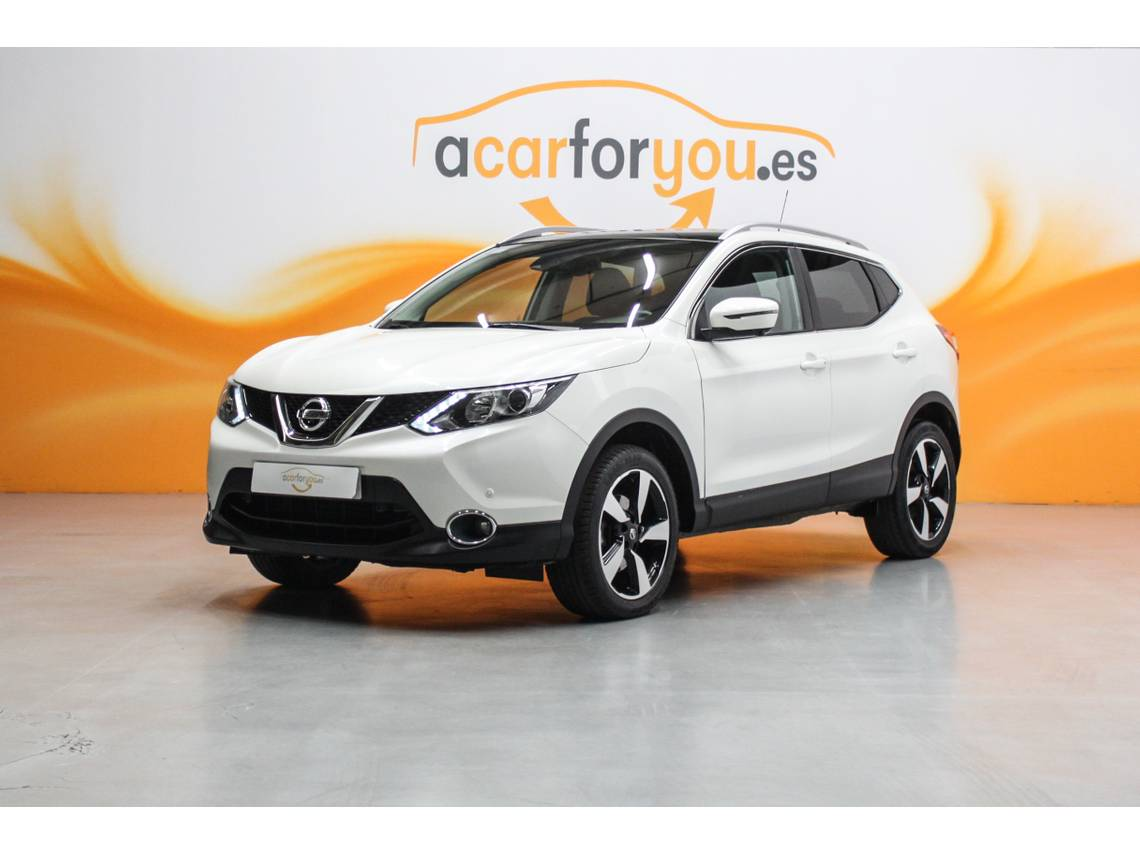 Nissan Qashqai ocasión segunda mano 2017 Diésel por 19.500€ en Madrid