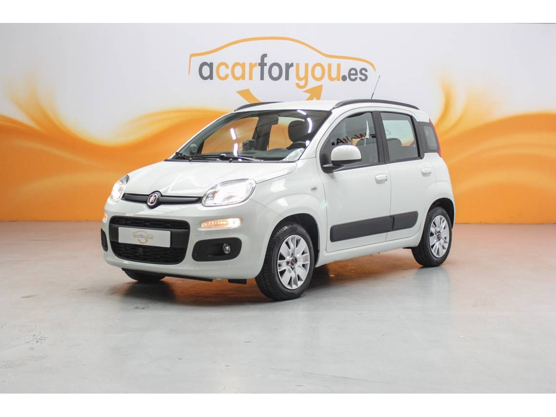 Fiat Panda ocasión segunda mano 2018 Gasolina por 7.900€ en Madrid
