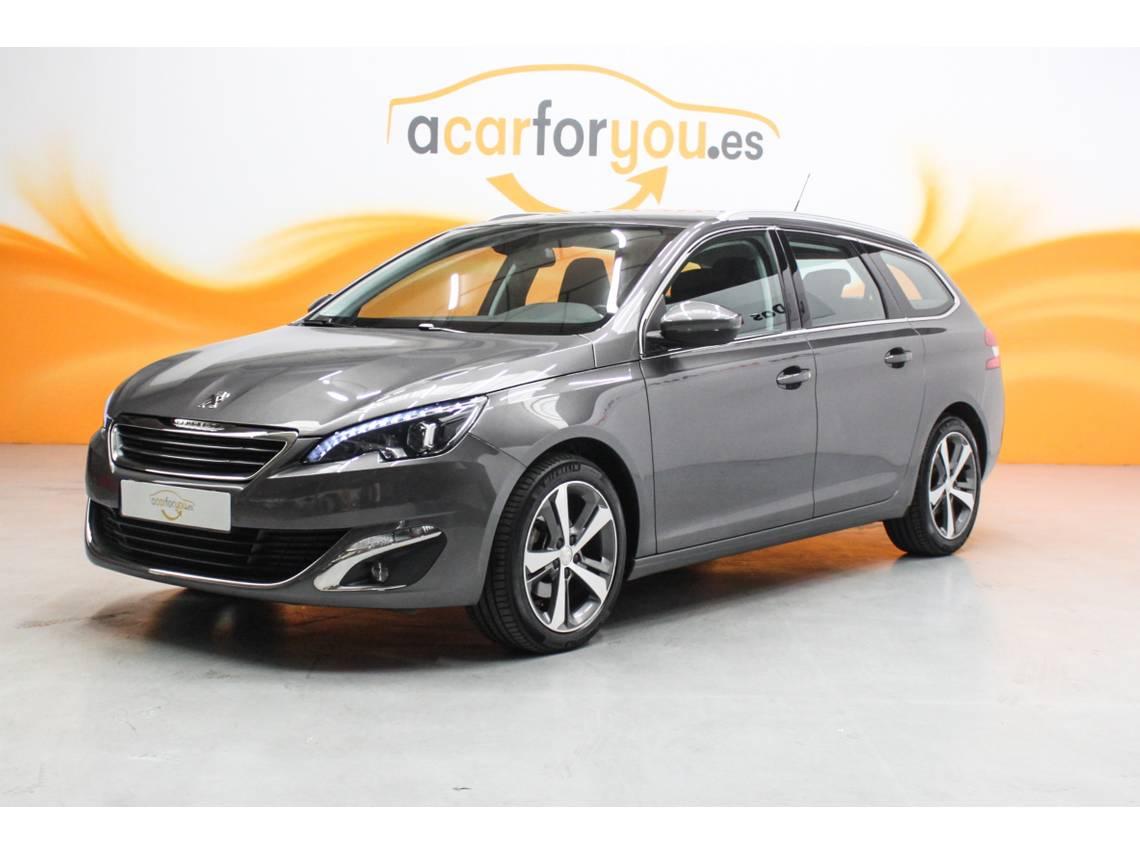 Peugeot 308 ocasión segunda mano 2016 Diésel por 13.900€ en Madrid