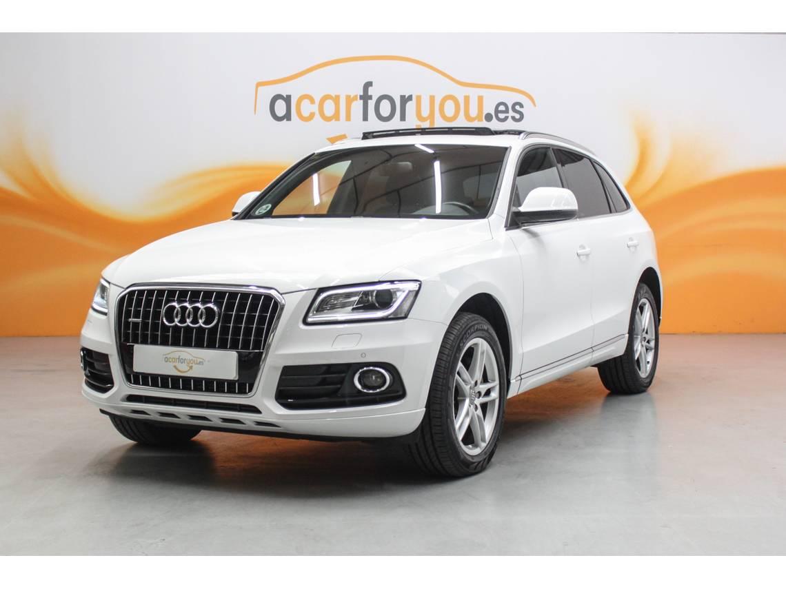 Audi Q5 ocasión segunda mano 2013 Diésel por 24.900€ en Madrid