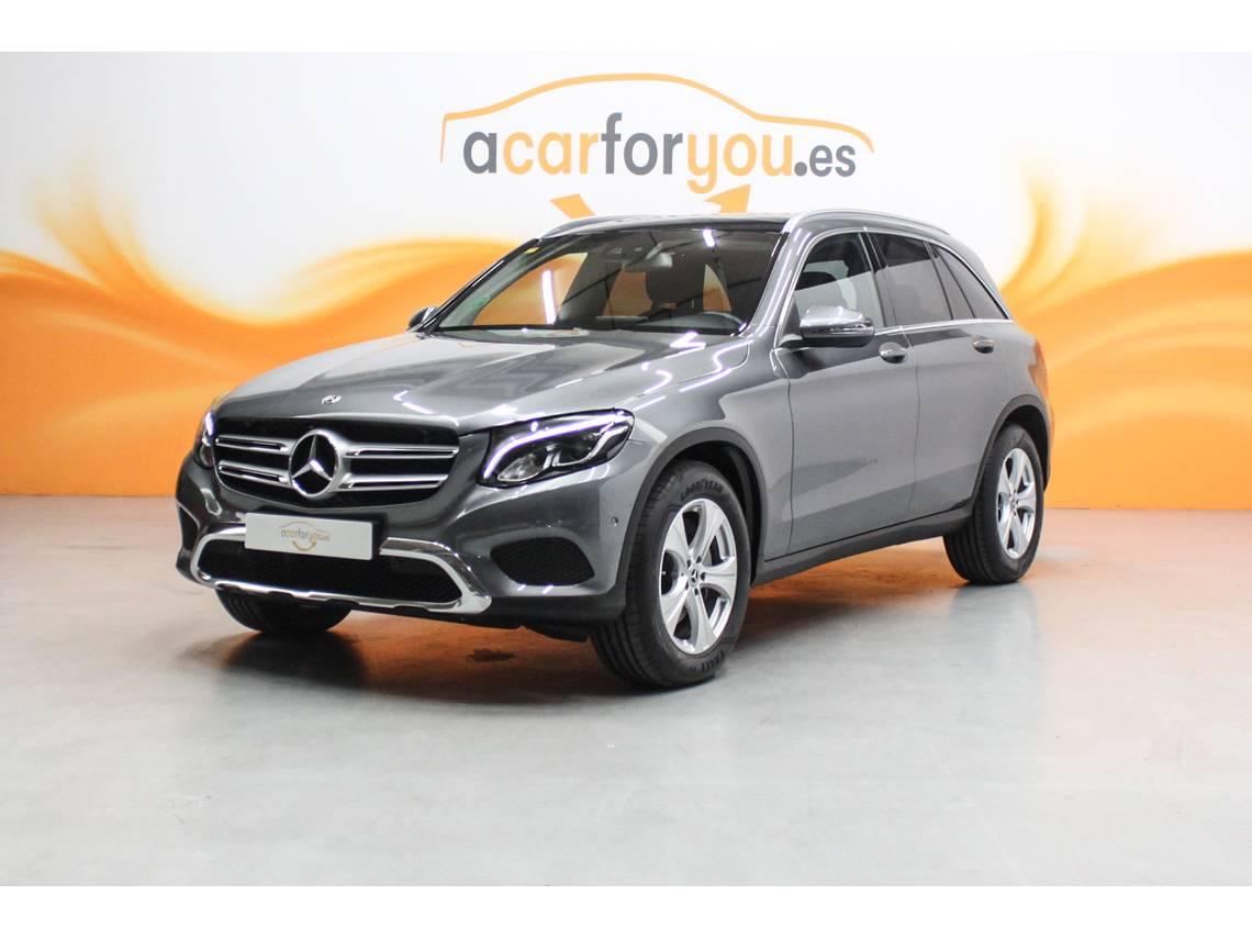 Mercedes Benz Clase GLC ocasión segunda mano 2017 Diésel por 33.900€ en Madrid