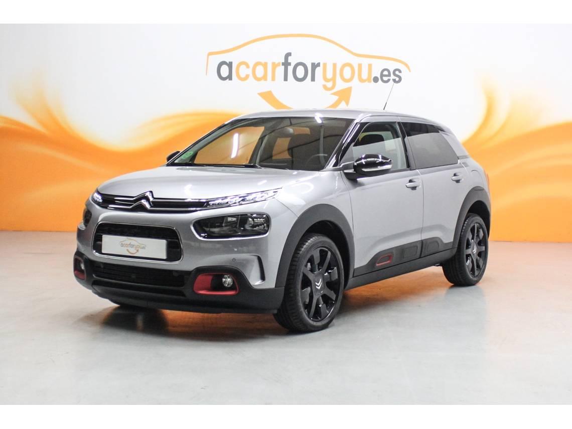 Citroën C4 Cactus ocasión segunda mano 2018 Gasolina por 14.900€ en Madrid