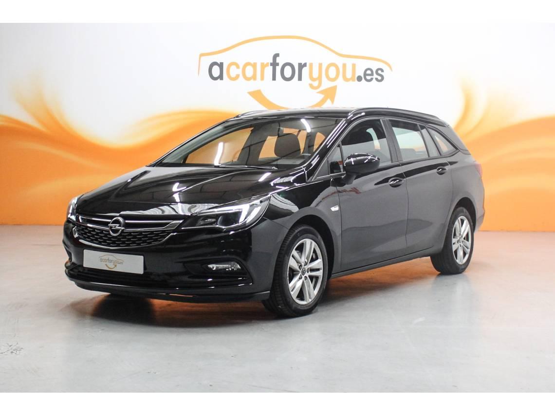 Opel Astra ocasión segunda mano 2018 Diésel por 13.900€ en Madrid