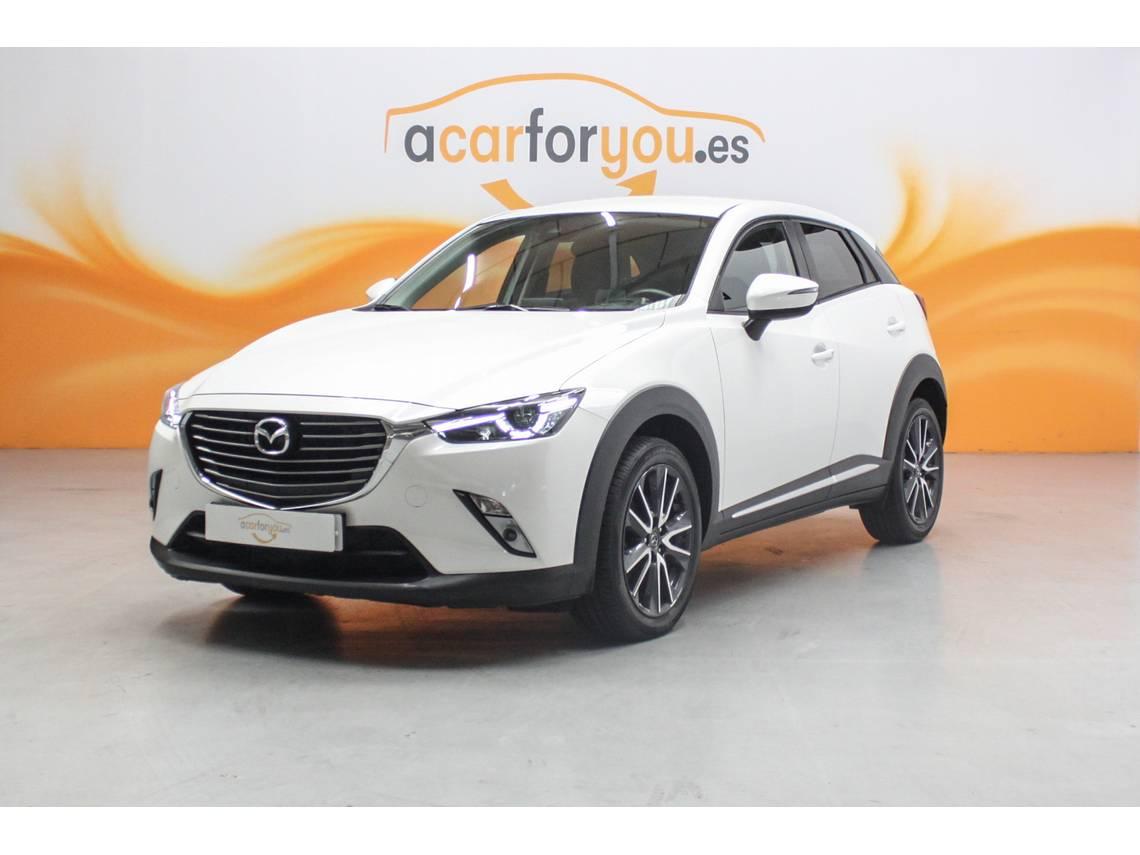 Mazda CX-3 ocasión segunda mano 2017 Gasolina por 16.900€ en Madrid
