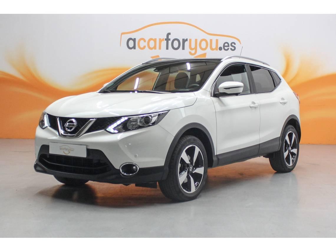Nissan Qashqai ocasión segunda mano 2017 Diésel por 19.900€ en Madrid