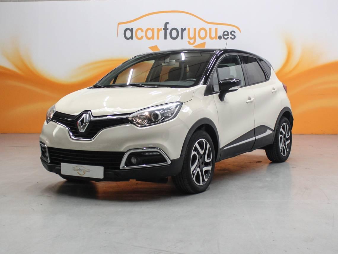 Renault Captur ocasión segunda mano 2014 Gasolina por 13.100€ en Madrid