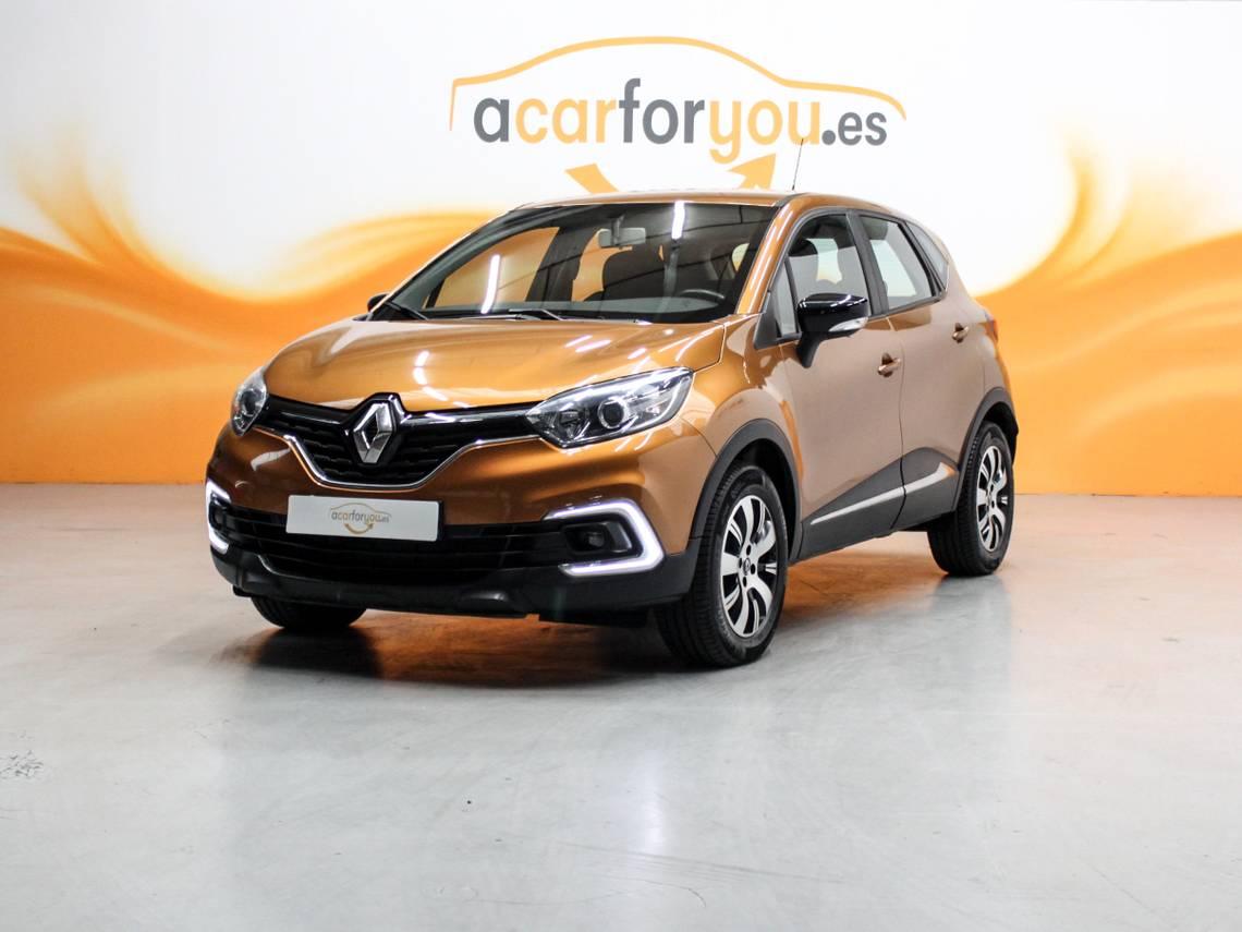 Renault Captur ocasión segunda mano 2016 Diésel por 12.900€ en Madrid