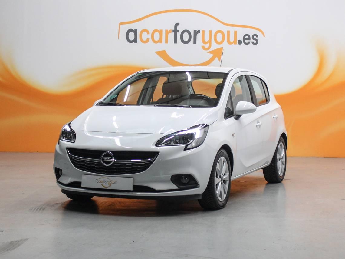 Array Opel Corsa 2015 Gasolina por 9.900€ en Madrid