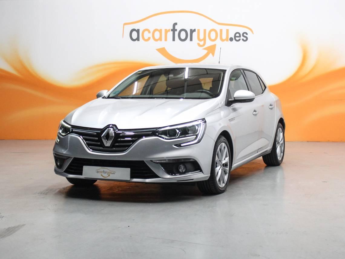 Renault Megane ocasión segunda mano 2017 Diésel por 15.900€ en Madrid