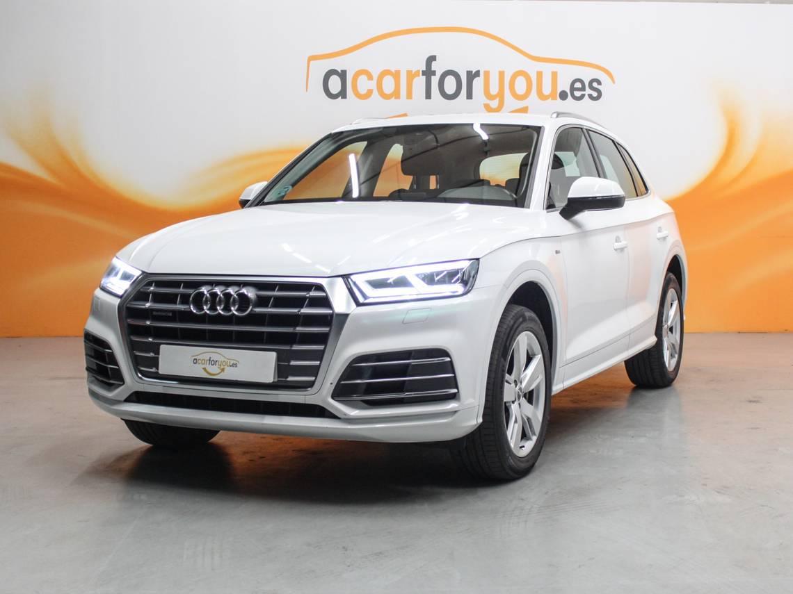 Audi Q5 ocasión segunda mano 2018 Diésel por 38.900€ en Madrid