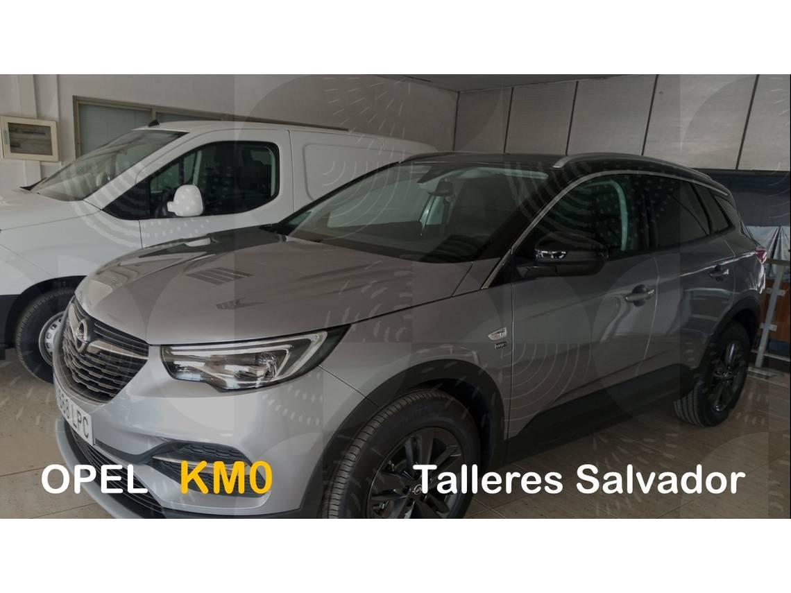 Opel Grandland X ocasión segunda mano 2021 Diésel por 25.500€ en Valencia