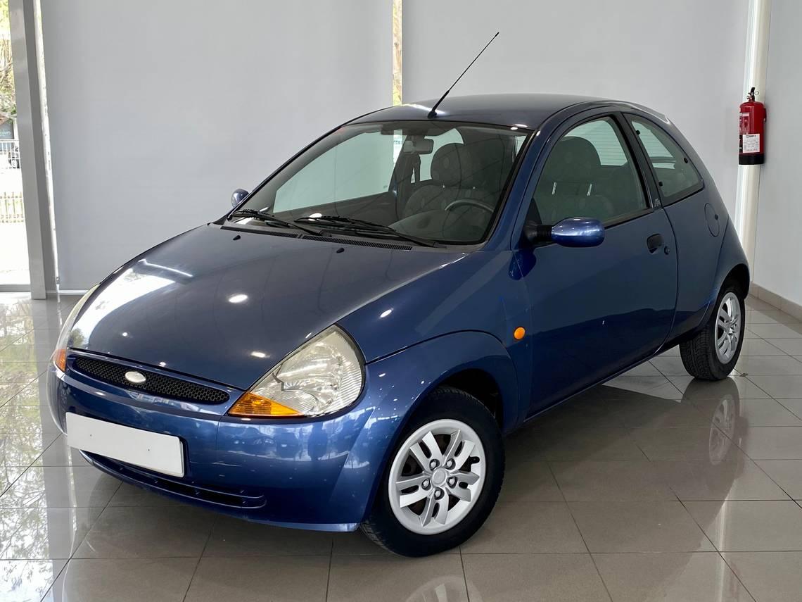 Ford Ka ocasión segunda mano 2005 Gasolina por 2.900€ en Lérida
