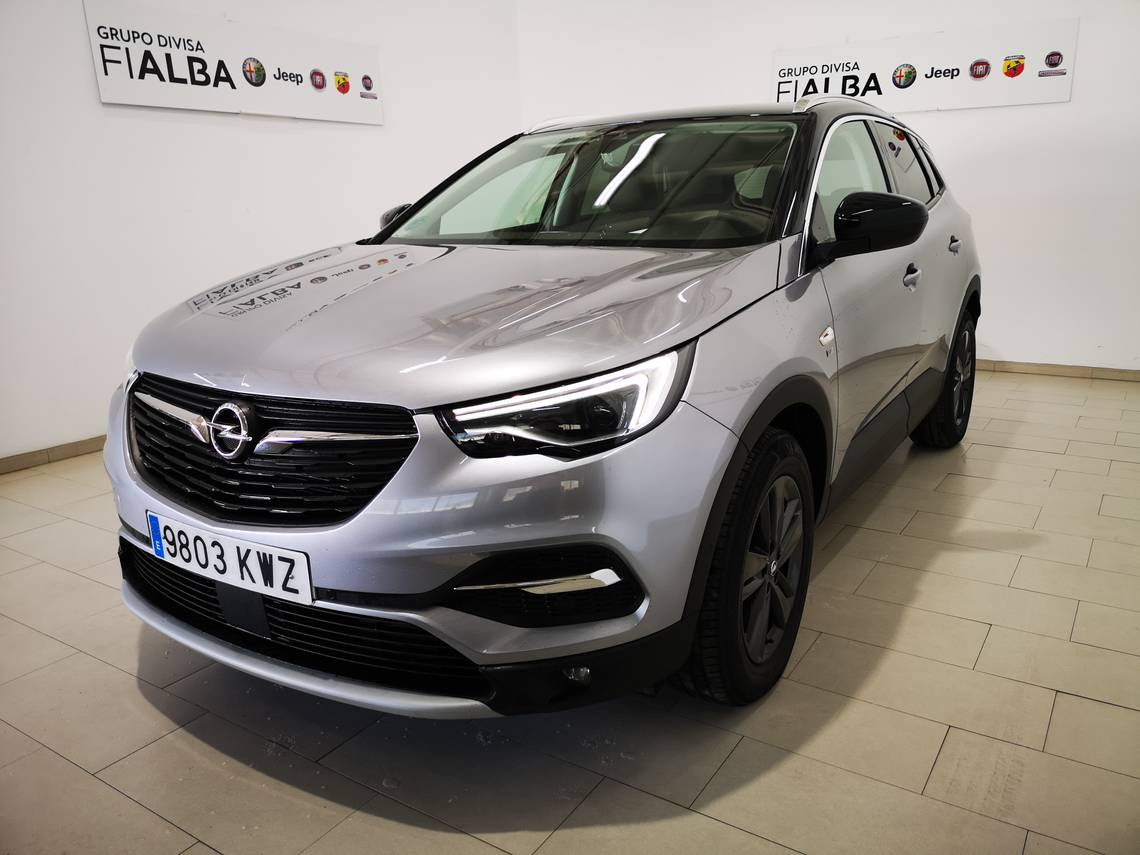 Opel Grandland X ocasión segunda mano 2019 Gasolina por 19.400€ en Sevilla