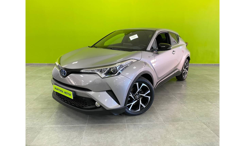 Toyota C-HR ocasión segunda mano 2019 Híbrido por 23.500€ en Málaga