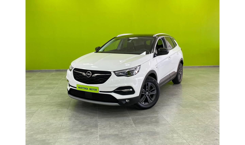 Opel Grandland X ocasión segunda mano 2019 Gasolina por 20.500€ en Málaga