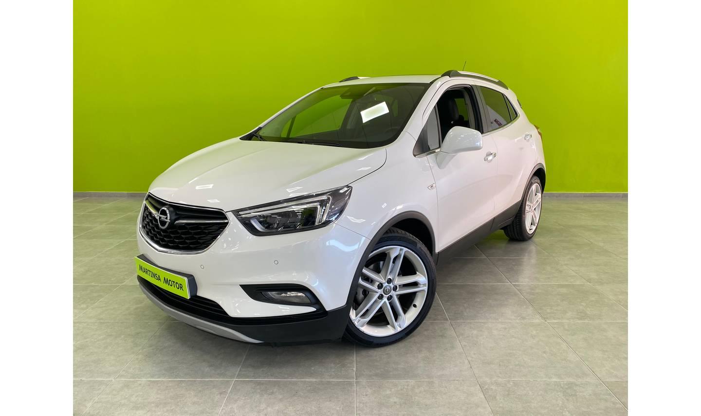 Opel Mokka X ocasión segunda mano 2019 Gasolina por 18.500€ en Málaga