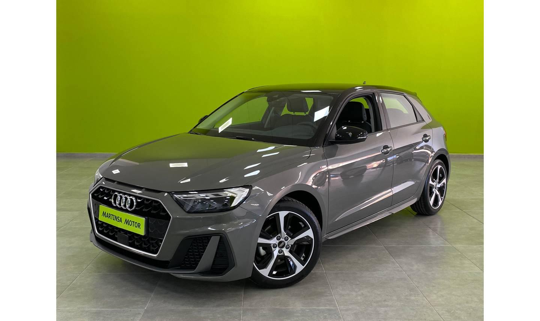Audi A1 ocasión segunda mano 2021 Gasolina por 23.900€ en Málaga